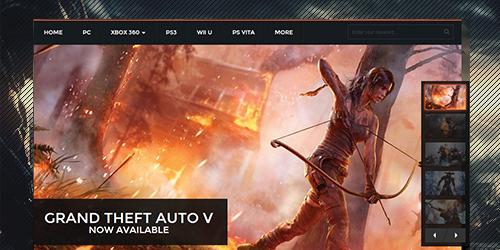 Gamestore feature