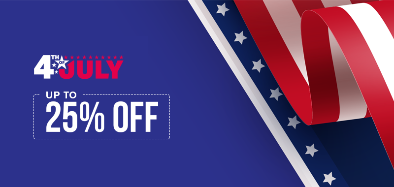 The 4th July Sale