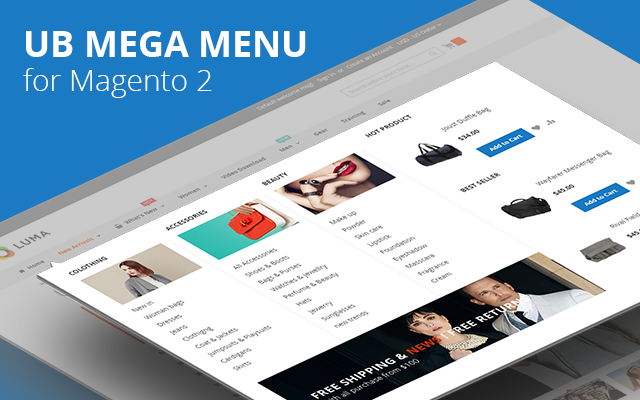 ub megamenu - Crafts - Responsive  theme for handmade or accessories store