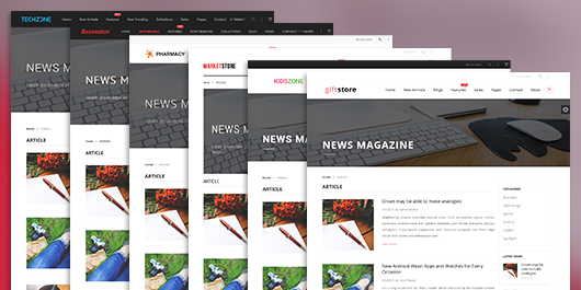 Magento News extension