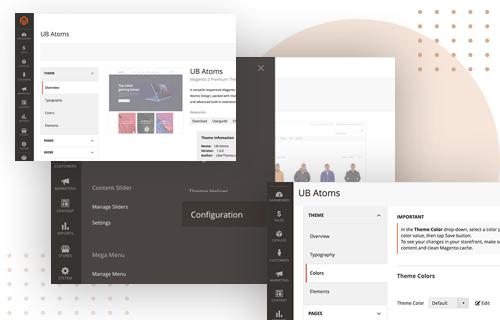 UB Atoms - Robust Admin Options