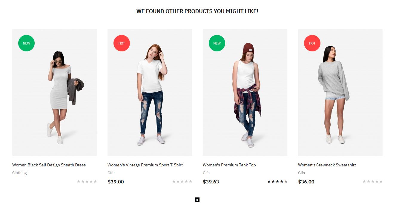 UB Theme Helper - Upsell Product Demo