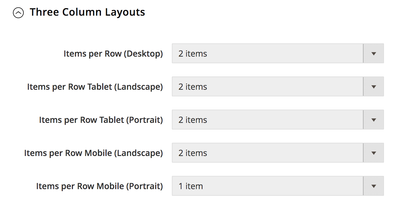 UB Theme Helper - Product Items per Row Portrait