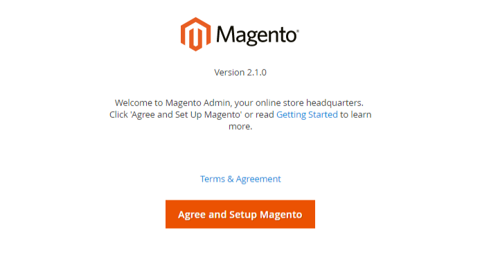 Magento 2.0 - Installtion guide